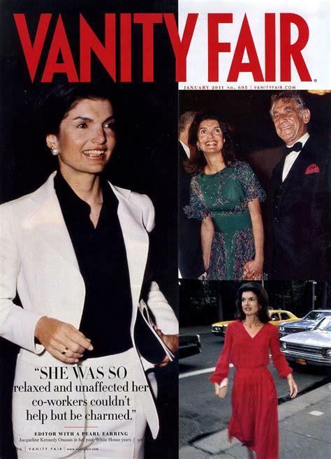 Vanity Fair Kennedy by Fair Jackie Biography