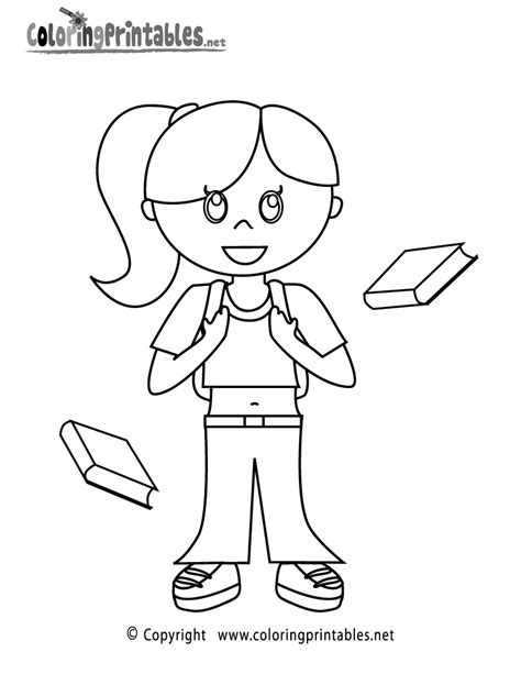 little girl coloring pages printable az coloring pages