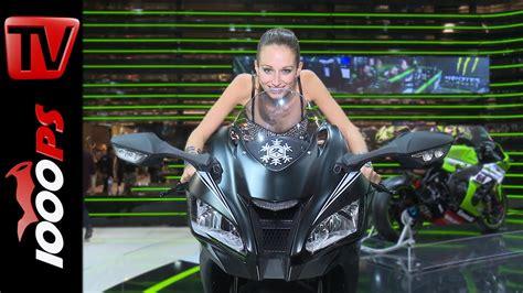 Schnellsten Motorräder Top 10 by Kawasaki Zx 10r Zzr1400 2016