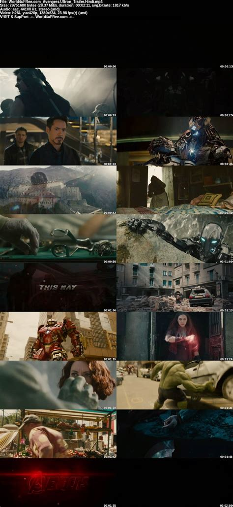 thor movie vodlocker avengers age of ultron 2015 movie trailer in hindi dubbed