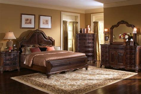 Brown Leather Bedroom Furniture Bedroom Astounding Picture Of Bedroom Furniture Decoration Design Ideas Using Light