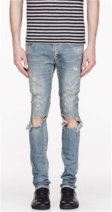 are denim capris still in destroyed jeans still remains in fashion written camo pants