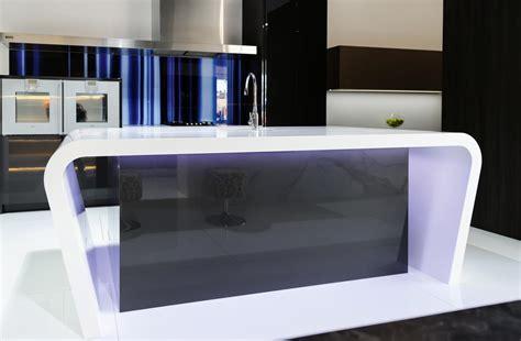futuristic kitchen designs slick and futuristic kitchen design completehome