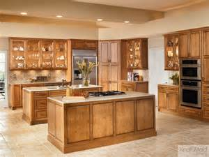 Kitchenmaid Kitchen Cabinets Kraftmaid Maple Square Raised Door In Praline With Mocha Highlight Transitional Kitchen