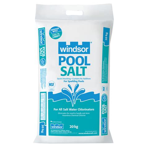 Salt L | pool salt rona