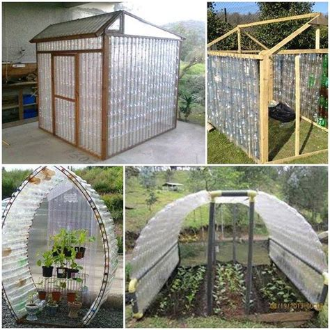 how to make a green house diy recycled plastic bottle green house
