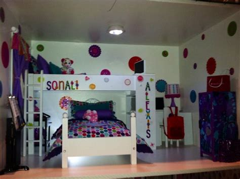 journey girls loft bed 1000 images about american girl house ideas on pinterest