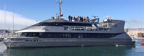 catamaran barcelona rental luxury catamaran rental in barcelona for events besailor net