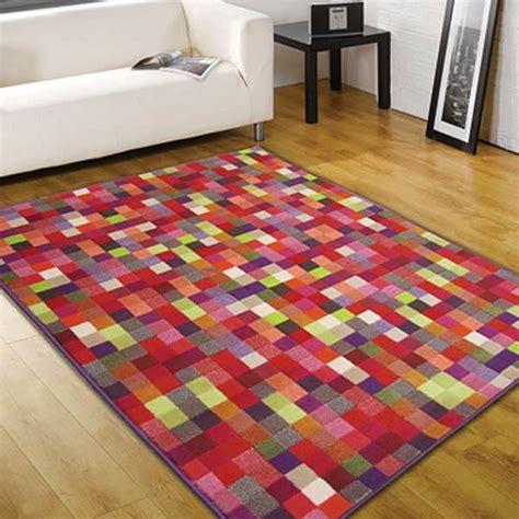 funky rugs flair rugs retro funky pixel rug ebay