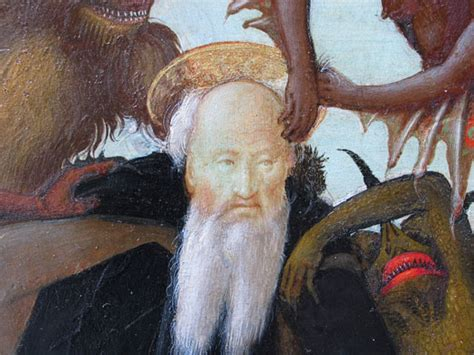 Torment Of St Anthony By Essay by Artventures From The Childhood Of Michelangelo