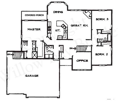 Delightful Ranch Style Home Plans With 3 Car Garage #13: Tara1.jpg
