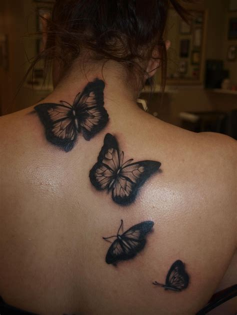 black butterfly tattoo eddie maritnez genius seattle wa black and