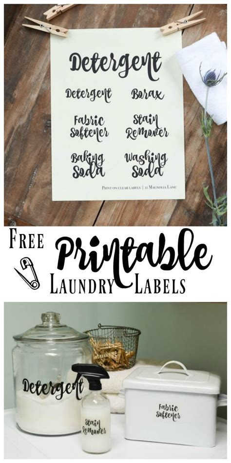 printable laundry labels 25 best ideas about laundry room organization on