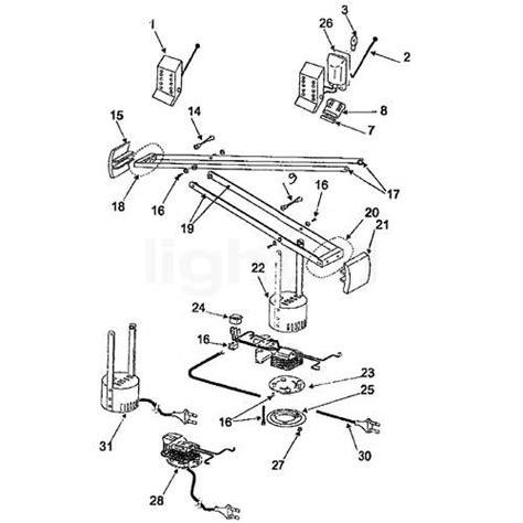 artemide spare parts for tizio 50 white buy at light11 eu
