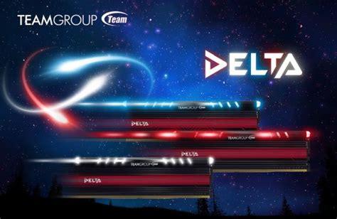 Team Delta Ddr4 8gb 4gb X 2 Pc3000 Biru delta sorozat 250 ddr4 es mem 243 riaszettekkel jelentkezik a