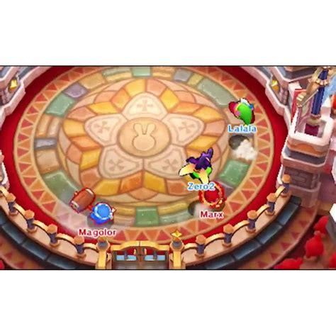 Nintendo 3ds Kirby Battle Royale kirby battle royale 3ds
