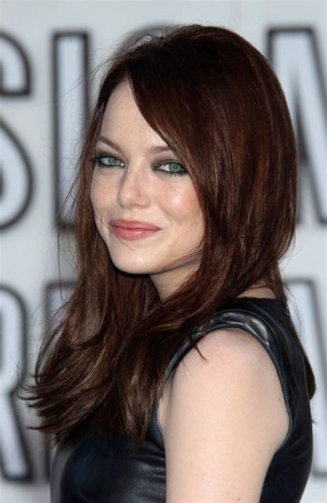 ck hair color here s a natural looking auburn hair color ck s board