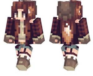 Foxy girl skin for minecraft pe 1 0 0 16 mcpe box