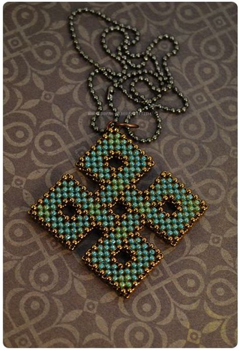 beading knots 48 best images about beading celtic style on