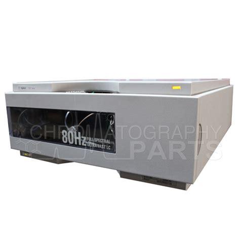 diode array detector hplc agilent g1315c sl for agilent 1100 hplc chromatography parts