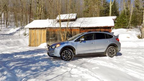 subaru winter quick spin winter style 2015 subaru crosstrek