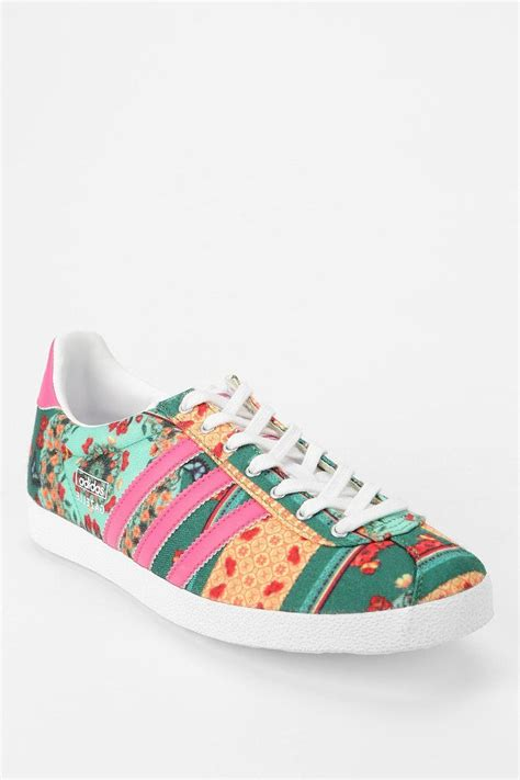 adidas gazelle floral farm sneaker shoes outfitters originals and adidas