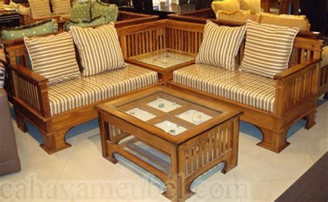 Kursi Tamu Sudut Jati Minimalis kursi sofa minimalis kayu jati savae org