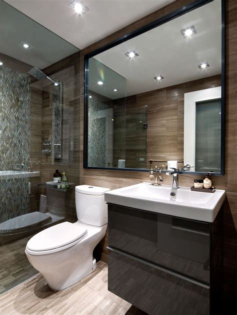 condo bathroom designed  toronto interior design group