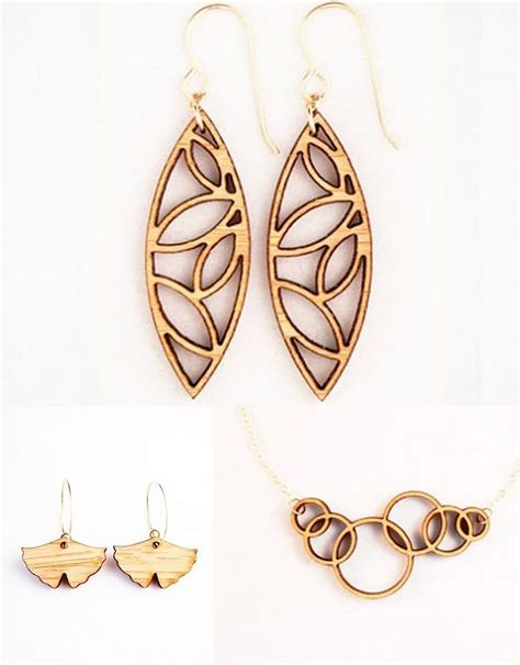 how to make laser cut jewelry 25 unique laser cut jewelry ideas on laser