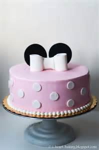 minnie maus kuchen i baking minnie mouse cake