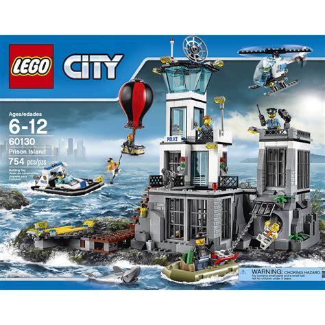 Lego City Prison Island 60130 lego city prison island 60130 5702015594912 ebay