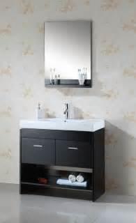 Bien Colonne De Rangement Salle De Bain #3: meuble-vasque-salle-bain-Ikea-rangement-pratique-miroir-tablette.jpg