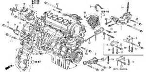honda store 2002 civic engine mounting bracket parts