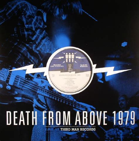 Recorded Deaths From From Above 1979 Live At Third Records Vinyl At Juno Records