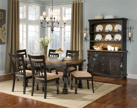 cool dining rooms cool blue and black traditional dining room other