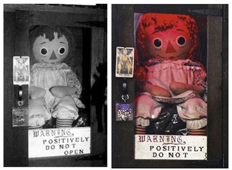annabelle doll true facts 8 terrifying true facts about the real annabelle doll page 1