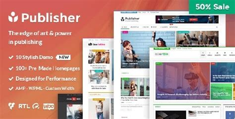 publisher theme junkie free download publisher v1 8 3 magazine blog newspaper and review