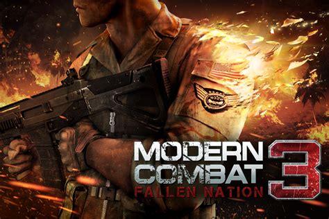 modern combat 3 apk android apk data modern combat 3