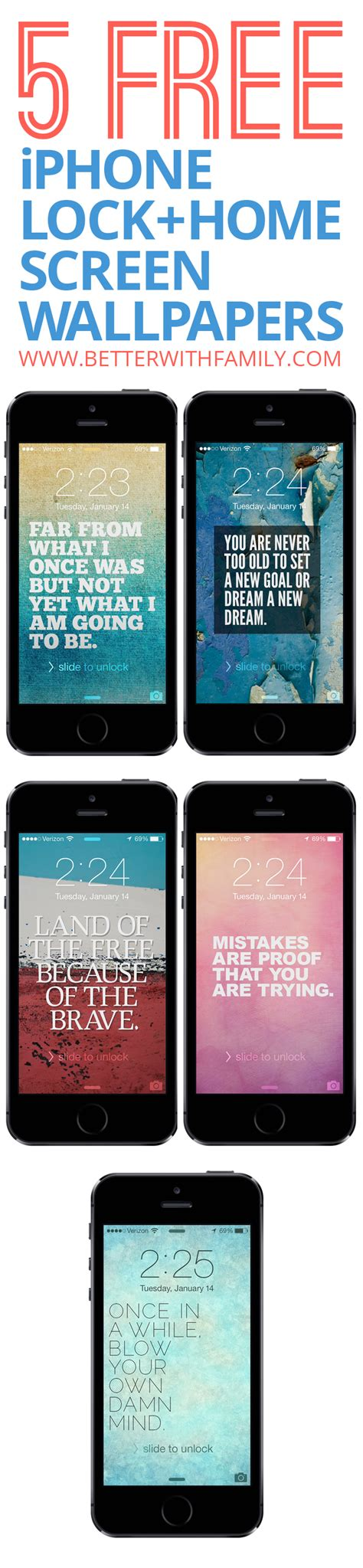 5 free iphone lock and home screen wallpapers better