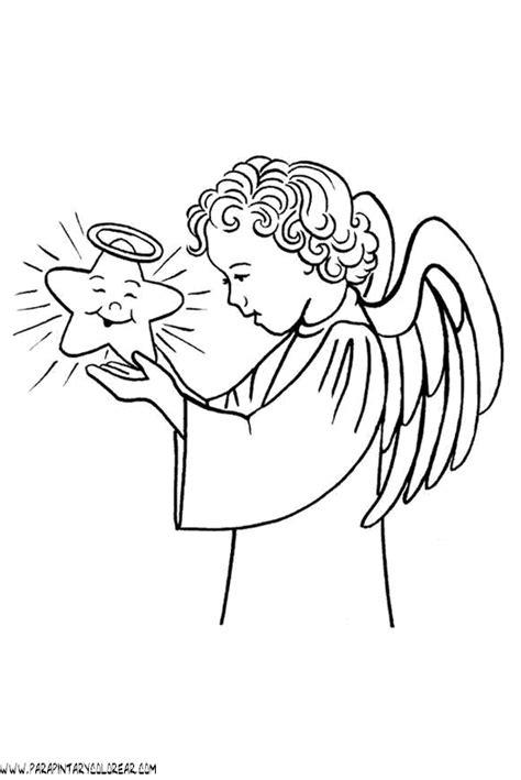 imagenes a lapiz de angeles dibujos de angeles 049
