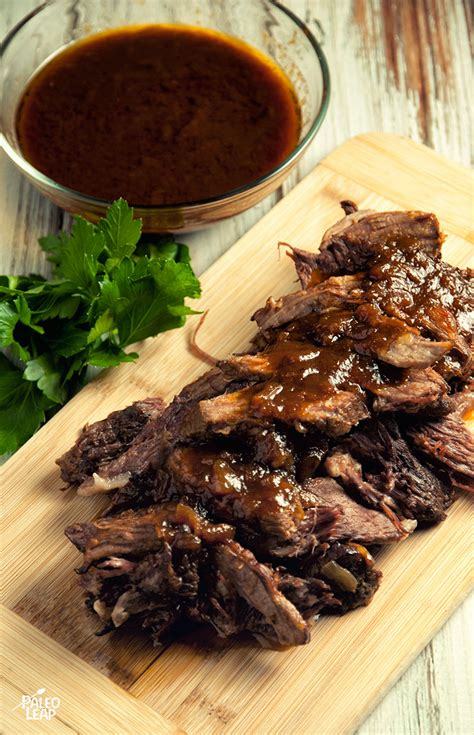 slow cooked beef brisket paleo leap