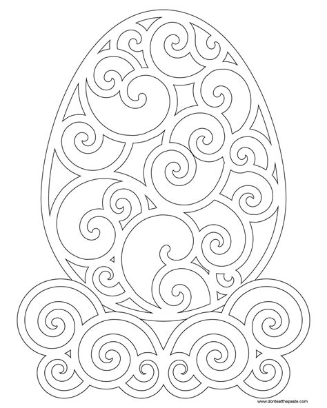 easter mandala coloring page free coloring pages of easter egg mandala