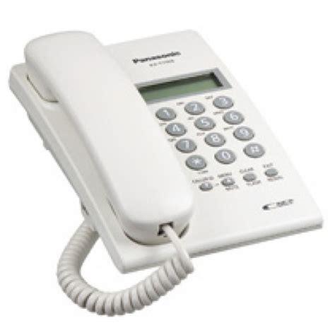 Telephone Single Line Panasonic Kx Ts820mx Asli Dan Bergaransi telepon rumah panasonic kx t7703 support calerr id alat kantor dan peralatan kantor lainnya
