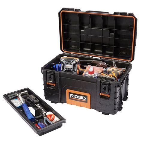 tool box ridgid tool box pro the home depot canada