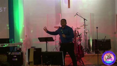 Jb 27 L zccc rev zaw aung mega harvest youth conference crusade washington d c area