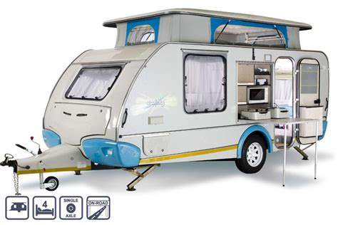 caravan swing kennis caravans motorhomes new trailers for sale in