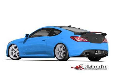 bisimoto genesis coupe 1 000hp hyundai genesis coupe by bisimoto engineering