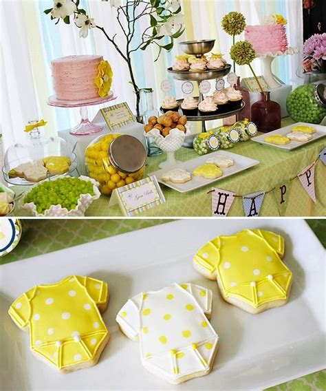 Gender Neutral Baby Shower Decoration Ideas by Gender Neutral Baby Shower Ideas Other Ideas