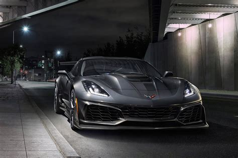 2019 Chevrolet Corvette Zr1 Is Gms Most Powerful Car by 2019 Chevrolet Corvette Zr1 Is The Fastest Most Powerful