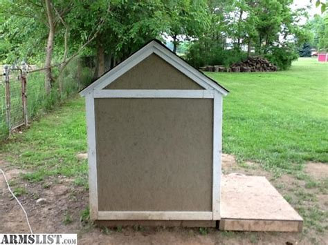 hand built dog houses armslist for sale large dog house